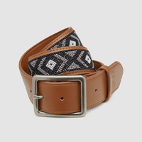 Zingaro Belt Black
