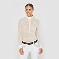 Cassini Long-Sleeve Shirt w Underarm Netting
