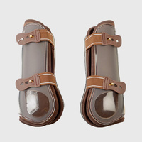 Open Front Jump Boots w Clasp