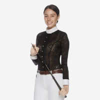 Zanita Long-Sleeve Shirt Lace