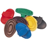 STC Rubber Curry Comb Large